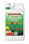 Organocide Insecticide, Miticide, Fungicide, Qt