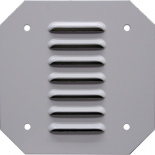 RE506 Small Convertible Reflector™ Louvered Plate
