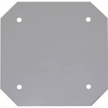 RE605 Large Convertible Reflector Solid Plate