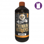 Snoop's Premium Nutrients Grow A Soil 20ltr