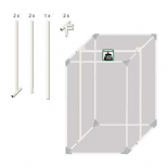 World Wide Garden Supply     HERCULES frame support for GL120