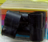 DI631 Tube End Clamps. 1/2 in