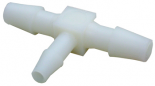 FI507 Barbed Tee Adapter. 3/8 to 1/4 to 3/8