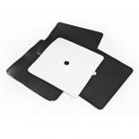 "dl-811088 8"" Square PE Grow Lids"