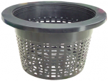 Round Web Basket. 6 in