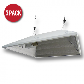 Triple X2 Open Reflector (3 Pack)
