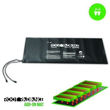 "61"" x 21"" Root Radiance Heat Mat (Five Tray Add-On)"