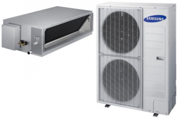 Samsung Mini Split - 48,000 BTU Heat & Cool w/ Ceiling Mount Head 20+ SEER (2 Boxes)