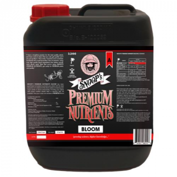 Snoop's Premium Nutrients Bloom A Coco 5 Liter (4/Cs)