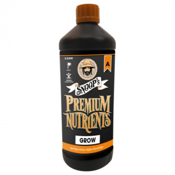 Snoop's Premium Nutrients Grow A Coco 1 Liter (12/Cs)