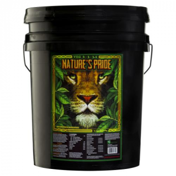 GreenGro Nature's Pride Veg Fertilizer 35 lb (1/Cs) (SPECIAL ORDER)