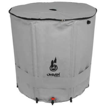 Urban Oasis Collapsible Rain Barrel 206 GallonUrban Oasis Collapsible Rain Barrel 248 Gallon