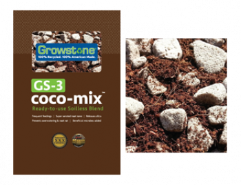 Growstone GS-3 Coco Mix 1.5 cu ft. Bag (55/Plt)