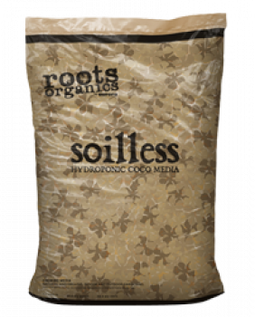 Roots Organics Soilless Coco Mix 1.5 cu ft (60/Plt)