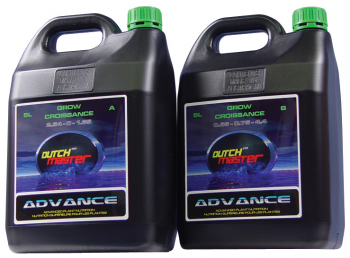 DUTCH MASTER� ADVANCE GROW A 2.54-0-01.65 (6 x 1L/CASE)