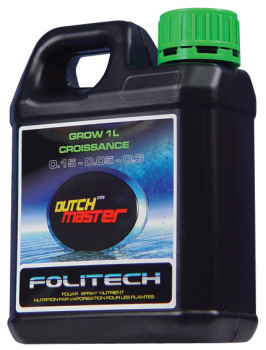 DUTCH MASTER� FOLITECH GROW .15-0.5-.3 - 34OZ (12/CASE)