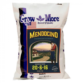 Grow More Mendocino Water Soluble 20-6-16 25 lb