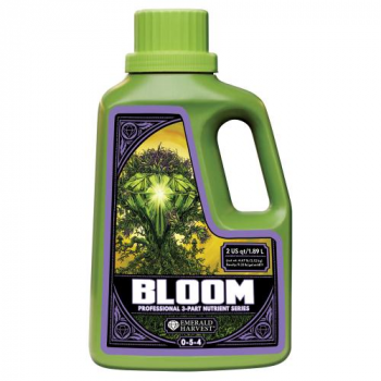 Emerald Harvest Bloom 2 Quart/1.9 Liter (6/Cs) 0 - 5 - 4
