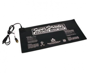 "SUPER SPROUTER™ HEAT MAT - 10"" X 20.75"" (10/CASE) - NEW & IMPROVED"