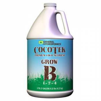 GH Cocotek Grow B Gallon (4/Cs)