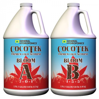 GH Cocotek Coco Bloom - A & B Gallon