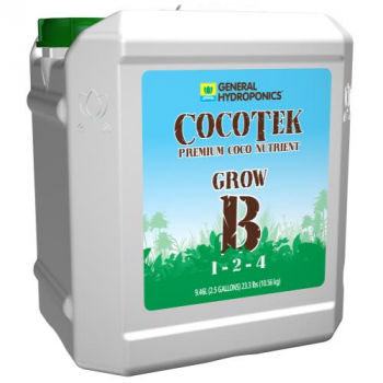 GH Cocotek Grow B 2.5 Gallon (2/Cs)