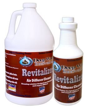 REVITALIZER DIFFUSER CLEANER GALLON 4/CS