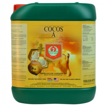 House and Garden Cocos A 5 Liter (4/Cs)
