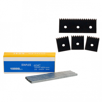 Zenport ZEN / MAX Box of Tapener Staples ZLT2 10,000 Count (10/Cs)