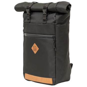 Abscent Scout Roll-Top Backpack - Carbon