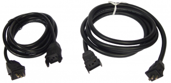 10' LAMP EXTENSION CORD - 16 GAUGE