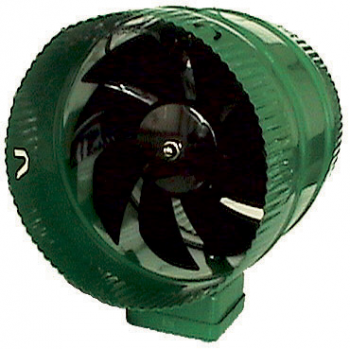 In-Line Booster Fan, 6""