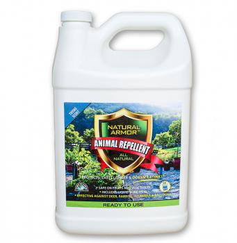 Natural Armor Animal Repellent - Ready to Use Spray, Gallon Thyme Scent