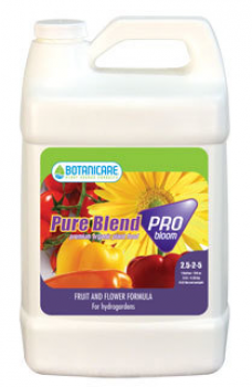 Pure Blend Pro Bloom, 2.5 gal