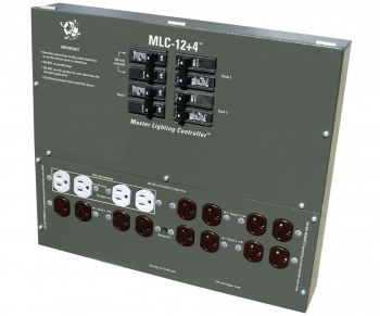 MLC 12 Light Master Lighting Controller, P4