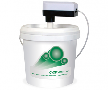 Co2Boost Bucket and Pump