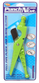 Punch N' Cut Tubing Cutter