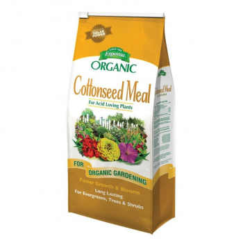 Cottonseed Meal 3.5 lb bag
