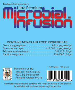 Microbial Infusion. 100g