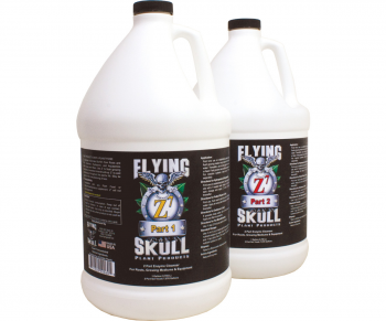 Flying Skull Z7 Enzyme Cleanser, 1 gal (part 1 & 2)