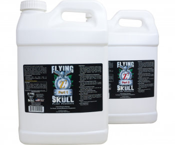 Flying Skull Z7 Enzyme Cleanser, 2.5 gal (part 1 & 2)
