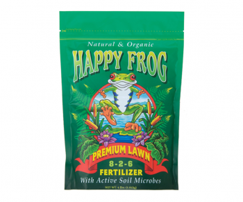 Happy Frog Lawn Fertilizer, 4 lbs.
