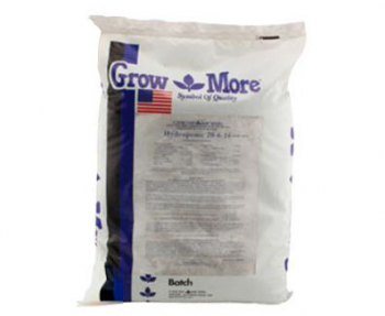Grow More Water Soluble Grow Part A, 25 lb