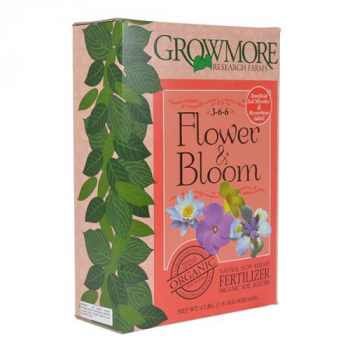 Grow More Flower and Bloom, 15 lb