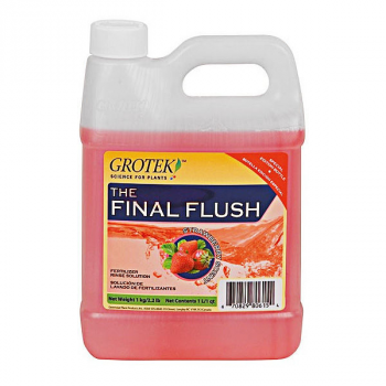 Final Flush Strawberry, 1 L