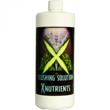 X Nutrients Flushing Solution (32oz)