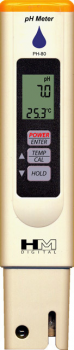 PH/Temperature Meter
