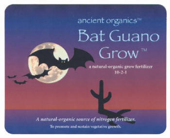 Bat Guano Grow .75 lb