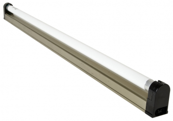 Jump Start 2' T5 Strip Fixture w/lamp, For Modular Systems