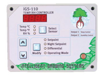 Relative Humidity/Temperature Controller (Special Order)